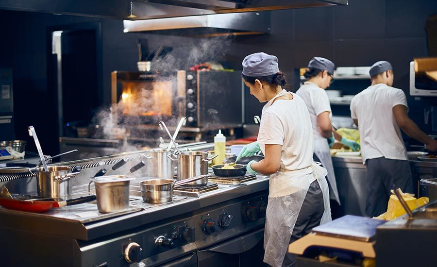 Your guide to commercial cooking equipment and what they offer